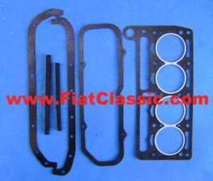 Pakkingset voor motor klein 633 ccm Fiat 600, Fiat 600 Multipla