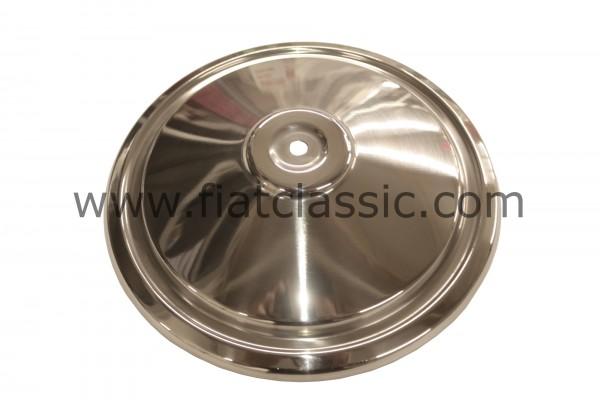 Wheel cap stainless steel Fiat 500