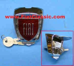 Serrure de coffre Fiat 600