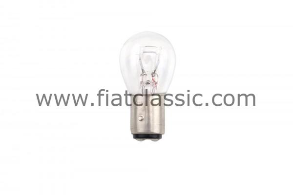 Ampoule à double filament 12V 21/5 W Fiat 126 - Fiat 500 - Fiat 600