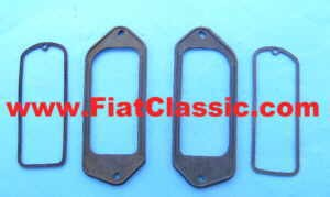 Rubberen onderlaag Achterlicht rechts/links Fiat 600 Multipla