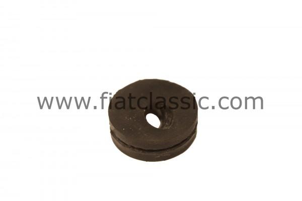 Douille en caoutchouc / passage de câble pour l'arbre du compteur de vitesse Fiat 500