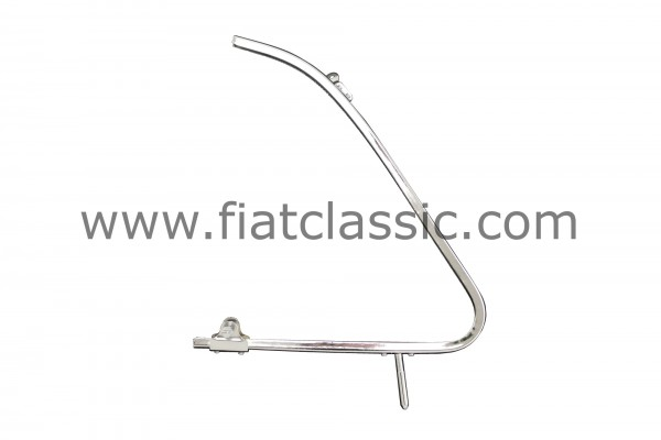 Opening window frame left, with toggle holder Fiat 500
