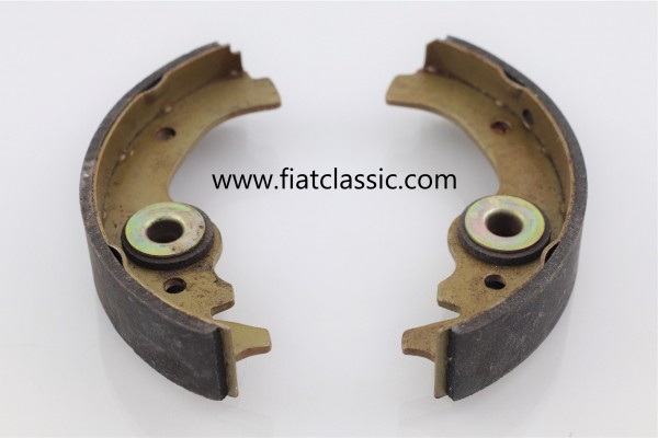 Bremsbeläge (2 Stück) Fiat 126 -Fiat 500