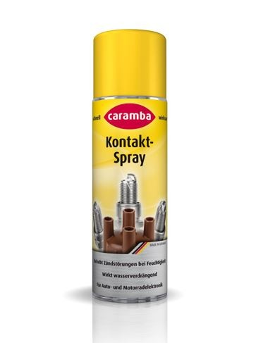 CARAMBA contact spray against ignition disturbances