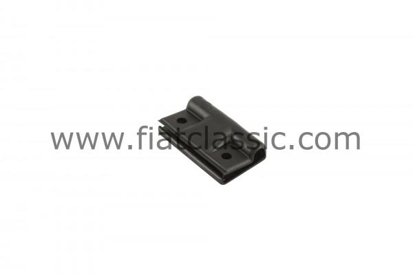 Scharnier für Sonnenblende Kunststoff Fiat 500 - Fiat 600