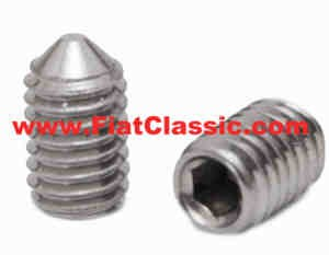 Grub screw for article C2284 Fiat 600
