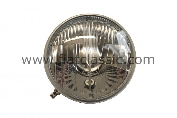 Reflector insert with parking light Fiat 500 F/L/R top quality