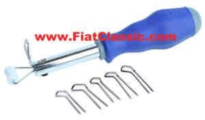 Attrezzo di inserimento Keder Fiat 500 - Fiat 600