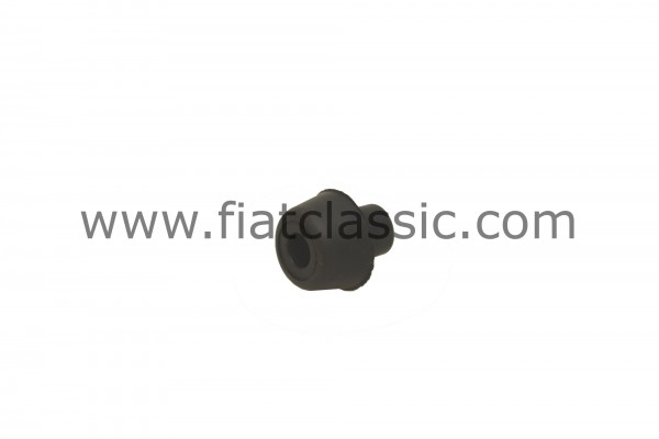 Rubber bushing headlight cable (2x) Fiat 600