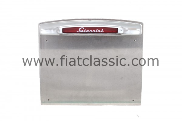 License plate holder GIANNINI Fiat 500