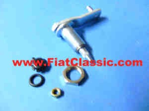 Windscreen wiper shaft Fiat 500 N/D/Giardiniera/Bianchina - Fiat 600