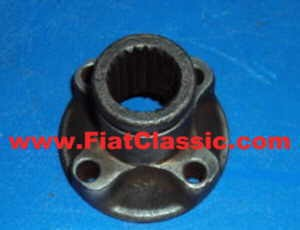 Sliding piece narrow version for 25mm shaft Fiat 500 N/D/Giardiniera/Bianchina