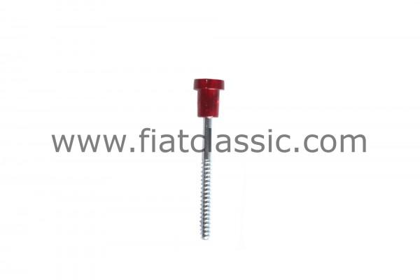 Schlusslichtschraube rot 5 cm Fiat 126