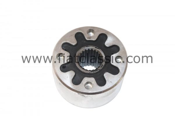 Embrayage d'essieu/amortisseur de secousses Arbre d'essieu Fiat 126 - Fiat 500 - Fiat 600