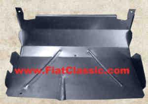 Blattfederblech Fiat 600