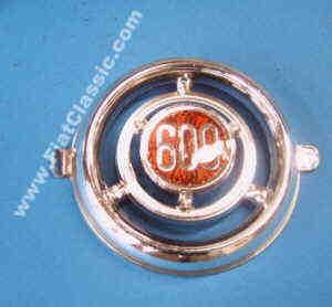 Emblema frontale Fiat 600 Multipla