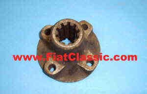 Sliding piece 10 teeth Fiat 600