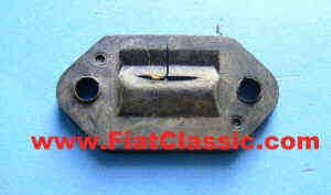 Rubber for door catch hinge front Fiat 600 Multipla