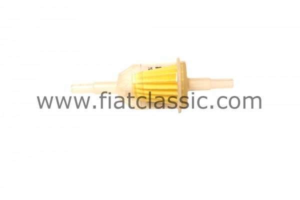 Fuel filter Fiat 126 - Fiat 500 - Fiat 600