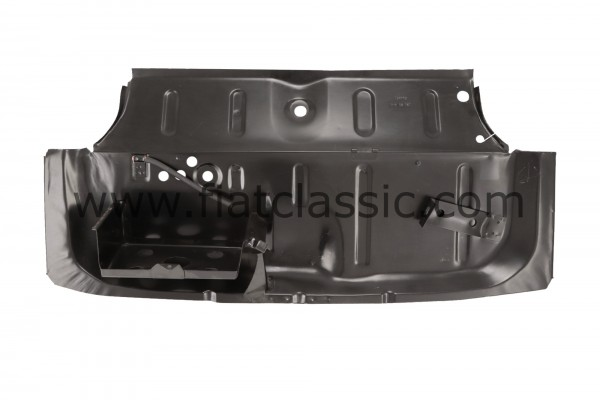Front fairing / Splashboard with battery box Fiat 500