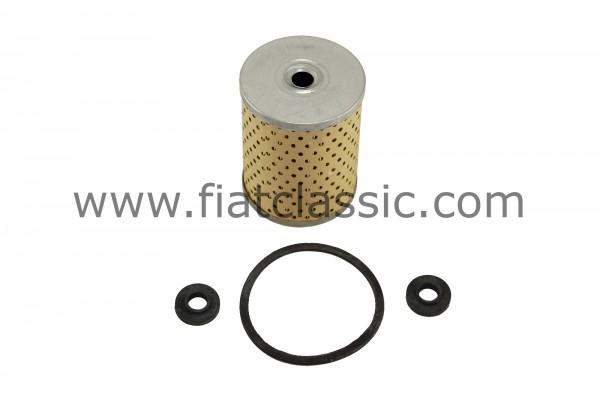 Ölfiltereinsatz Fiat 600