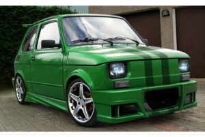 Body kit Fiat 126 (1st and 2nd series)