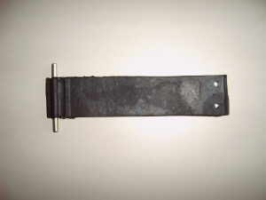 Door catch hinge Fiat 600