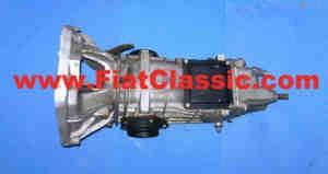 Transmission Fiat 600