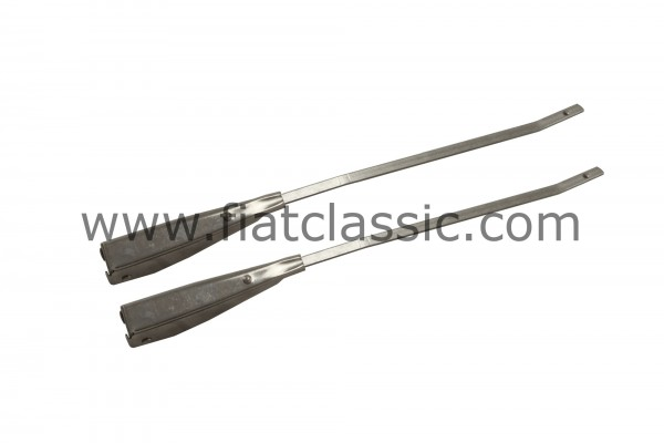 Windscreen wiper arms (set) 5 mm Fiat 500 N/D/Giardiniera - Fiat 600