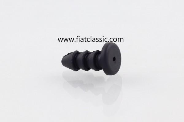 Gummistopfen für Gummimatten Fiat 500 - Fiat 600