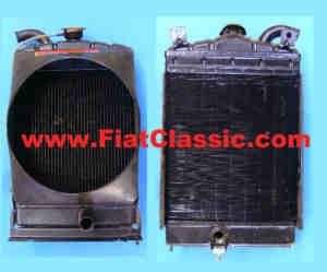 Radiateur Fiat 600E