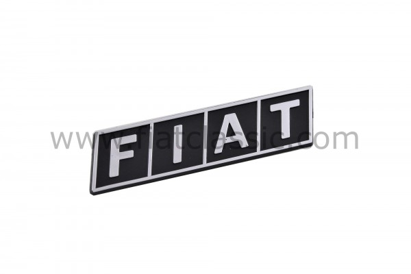 Frontemblem Fiat 500 R