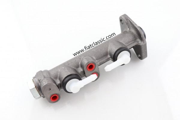 Maître-cylindre double circuit Fiat 126 (2ème série)