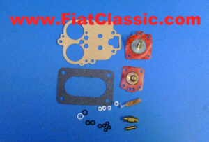 Carburetor repair kit 30S2HR Fiat 126 - Fiat 500
