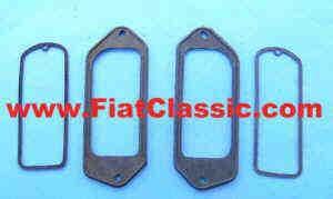 Sous-couche en caoutchouc Feu arrière droite/gauche Fiat 500 D