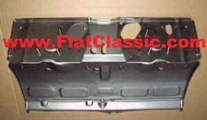 Parete di spruzzo (supporto per timone) Guida a sinistra Fiat 126 - Fiat 500