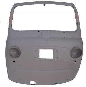 Front plate Fiat 600 Multipla