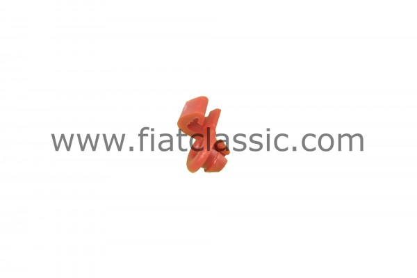 Plastic clamp for choke cable inside Fiat 126 - Fiat 500 R