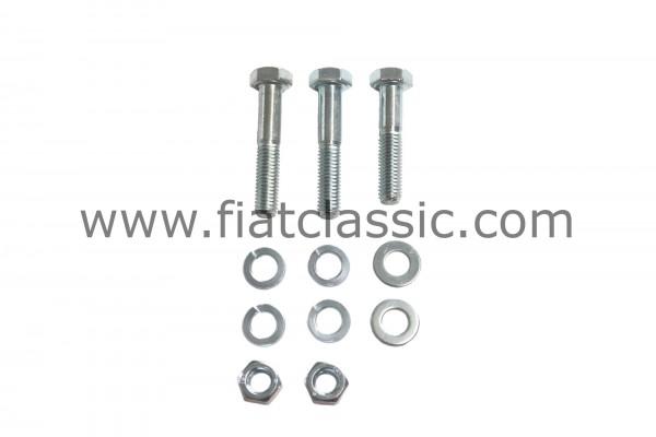 Starter mounting screw set Fiat 126 - Fiat 500 R