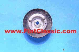 Keilriemenscheibe Wasserpumpe 110 mm Fiat 600