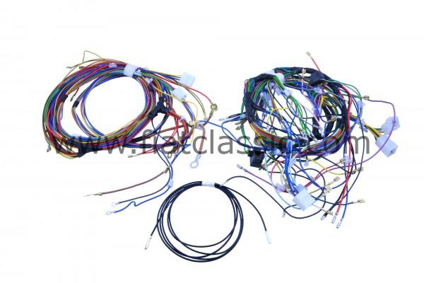 Faisceau de câbles 1ère qualité Fiat 500 R