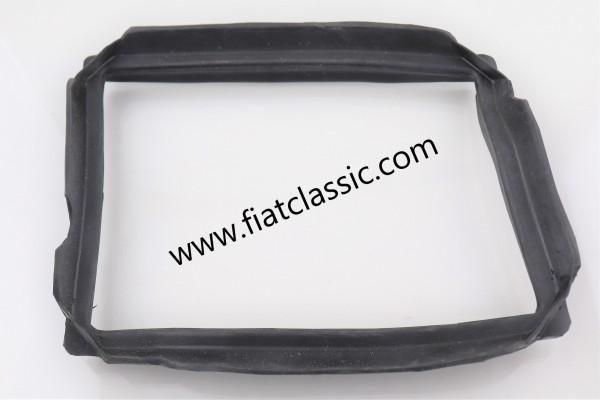 Rubber seal for intake duct Trasformabile Fiat 500 Bianchina