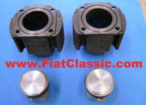 Piston & Cylinder Fiat 500 Giardiniera