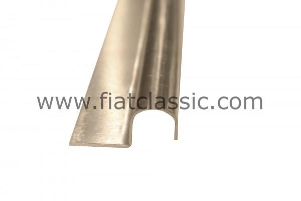 Tappeto a nastro tondo in acciaio inox 74 cm Fiat 126 - Fiat 500 - Fiat 600