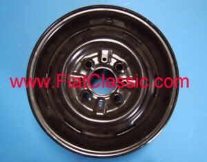 Steel rim 4x12 4/98 Fiat 126 - Fiat 500 Giardiniera - Fiat 600