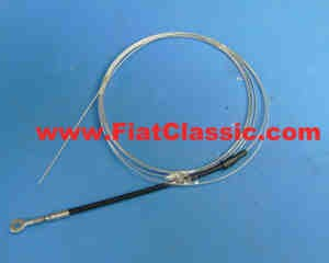 Throttle cable 3300/220 mm Fiat 600