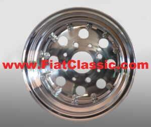 Wheel rim 5/6x10 4/98 Fiat 500