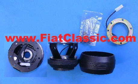 Steering wheel hub sports steering wheels Fiat 500 - Fiat 600
