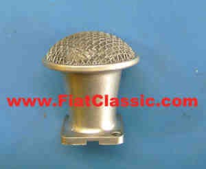 Intake strainer for IMB 28 Aluminium (vertical version) Fiat 126 - Fiat 500